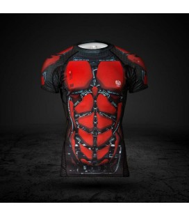 Rashguard Red is Bad Symbio CZ-XG-15 8-panelowy