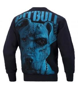 Bluza Pit Bull Blue Eyed Devil BED IX granatowy