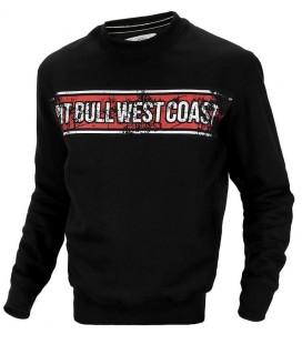 Bluza Pit Bull West Coast model Portrait czarna