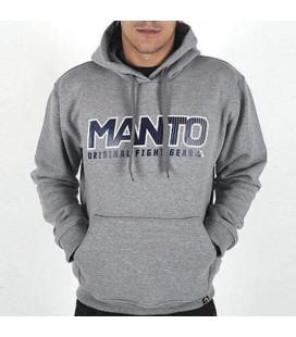 Bluza MANTO  z kapturem model LOGOTYPE