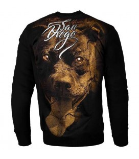 Bluza Pit Bull West Coast model Eyes of the Dog