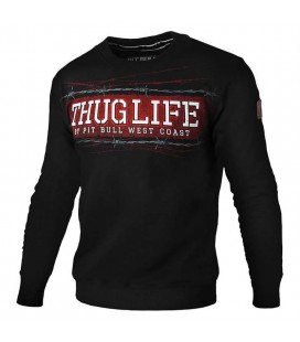 Bluza Pit Bull West Coast  model Thug Life 89