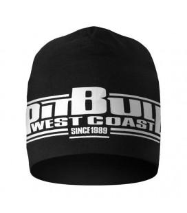 Czapka PIt Bull model Classic Boxing czarna