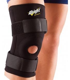 Ściągacz na kolano z paskami na rzep marki Allright