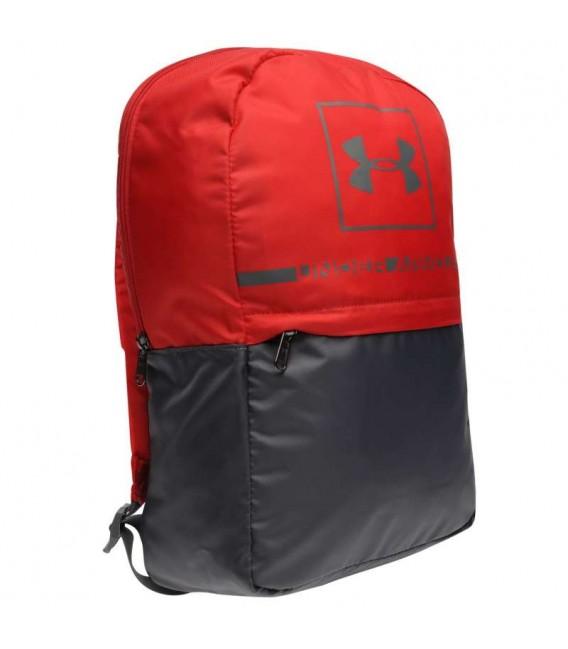 Plecak Under Armour kolor czrwono szary