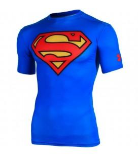 Rashguard Under Armour Alter Ego - Supermen