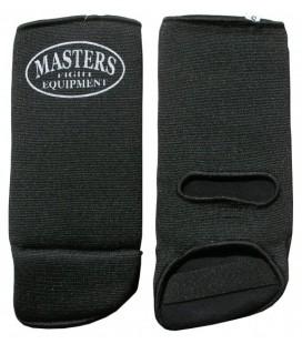 Elastyczny ochraniacz stawu skokowego firmy Masters kolor czarny