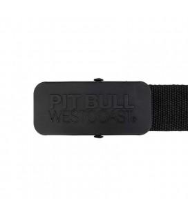 Pasek parciany Pit Bull model TNT czarny