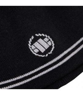 Czapka zimowa Pit Bull model Bandini kolor czarny