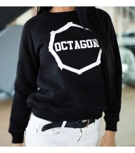 Bluza damska ,marki Octagon model Logo czarna