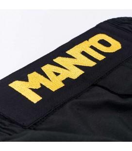 Spodenki MANTO model Emblem czarne