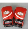 Rękawice bokserskie MASTERS model RBT-MEX-1 skóra naturalna