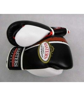 Rękawice bokserskie MASTERS model RBT-PL skóra naturalna