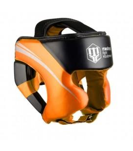 Kask bokserski sparingowy Masters model KSTOP-PU-FT