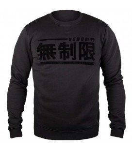 Bluza crewneck Venum model Limitless black