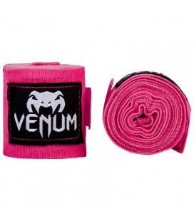 Bandaż  bokserskie Kontact marki Venum różowe