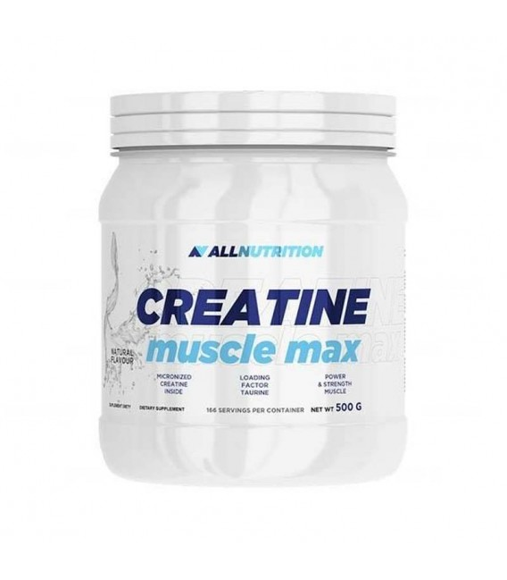 Allnutrition Creatine Muscle Max - kreatyna 500 g