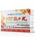 Allnutrition Vitamina D3 + K2 MK7