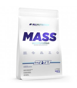Allnutrition Mass Acceleration 1000 g - Gainer