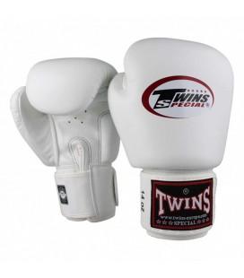 Rękawice bokserskie TWINS Special model BGVL 3 białe
