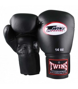 Rękawice bokserskie TWINS Special model BGVF skóra