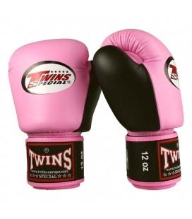 Rękawice bokserskie model BGVL 3 TWINS Special różowe