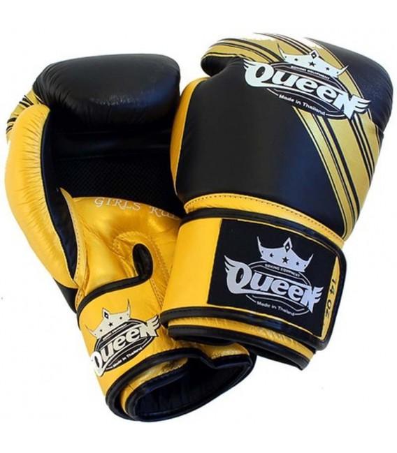 Rękawice bokserskie dla kobiet Queen model Vixen 2