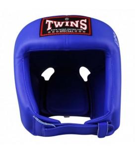 Kask turniejowy Twins Special HGL-4 niebieski