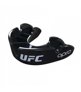 Ochraniacz zębów UFC Opro Bronze Black szczęka