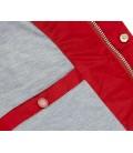 Kurtka wiatrówka Pit Bull model Wilson czerwona