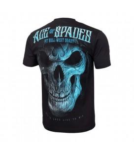 Koszulka Pit Bull model Blue Skull