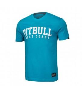 Koszulka Pit Bul model Wilson błękitny