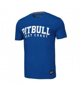 Koszulka Pit Bul model Wilson niebieski