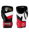Rękawice bokserskie MASTERS model RBT-MFE-PL skóra naturalna