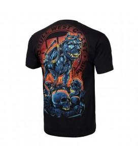 Koszulka Pit Bull model Skull Dog 19