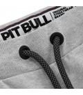 Spodnie dresowe Pit Bull model French Terry Small Logo szare