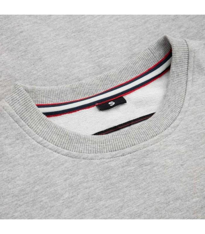 53410114f Damska bluza French Terry marki Pit Bull SMALL LOGO bluza Pitbull 2019