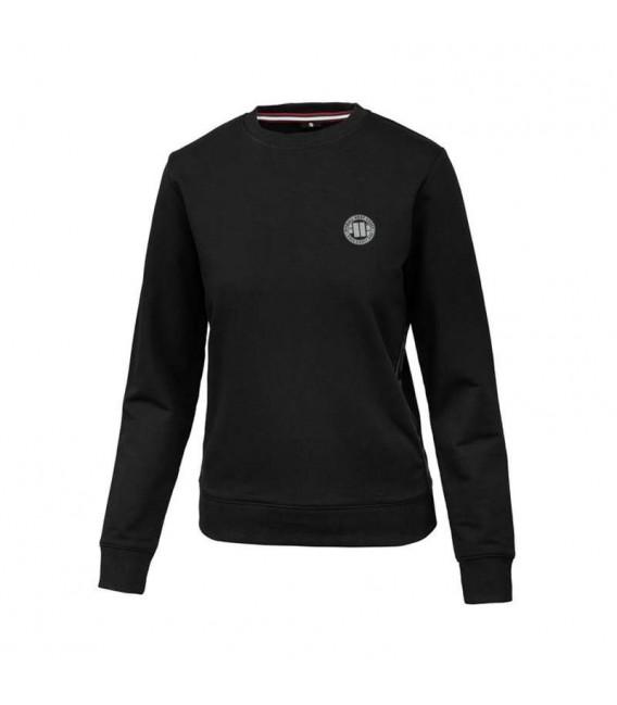 Damska bluza Pit Bull model Small Logo French Terry czarna