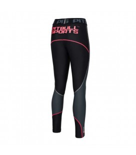 Leginsy damskie Pit Bull Compression Pro Plus
