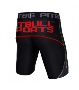 Spodenki Pit Bull model Compression Pro Plus męskie