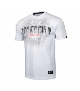 Koszulka Pit Bull model Wanna Play Games 19 biała
