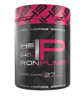 IRON PUMP IHS 540 g