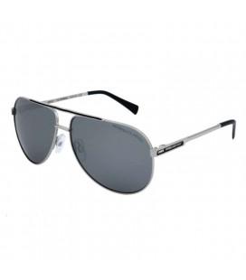Okulary przeciwsłoneczne model Roxton Pit Bull silver