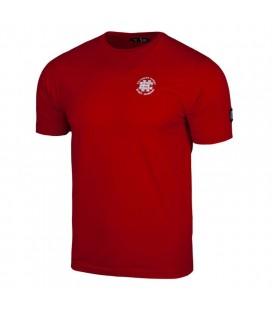 Koszulka Extreme Hobby model Hush Line kolor czerwony