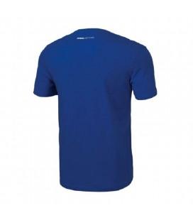 Koszulka Pit Bul model Small Logo  19  niebieska