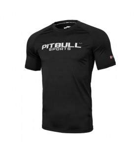 Rashguard Pit Bull Performance Pro Plus black