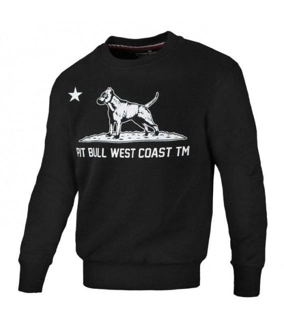 Bluza Cal Flag  Pit Bull  czarna