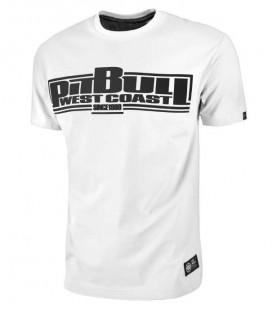 Koszulka Pit Bull West Coast model  Classic Boxing 18 biała