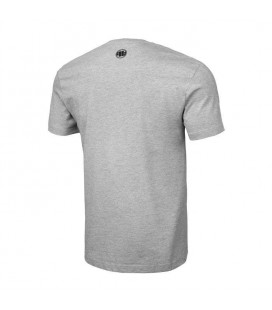 Koszulka Pit Bul model Old Logo szara