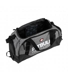 Torba sportowa Pit Bull model TNT szary melanż